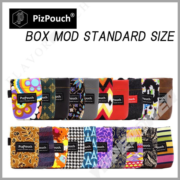 BOX MOD STANDARD SIZE【PizPouch】ボックス モッド スタンダード サイズ ピズポーチ