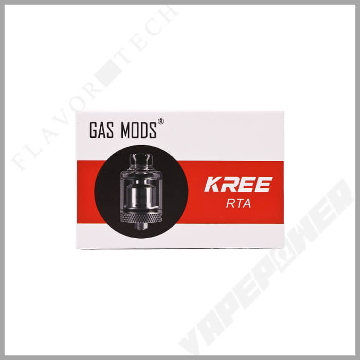 KREE RTA【GAS MODS】クリー ガスモッズ