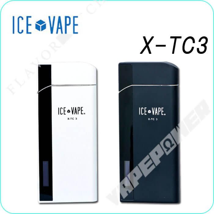 X-TC3 (日本語説明書付き)【ICE VAPE】エックス ティーシースリー アイスベイプ
