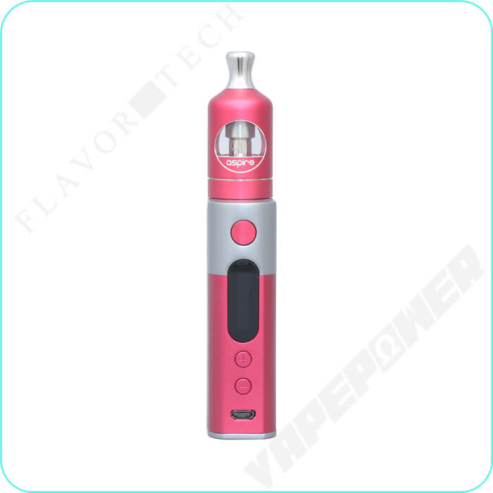 Zelos 50w Kit with Nautilus2 【aspire】 ゼロス キット ウィズ ノーチラス アスパイア