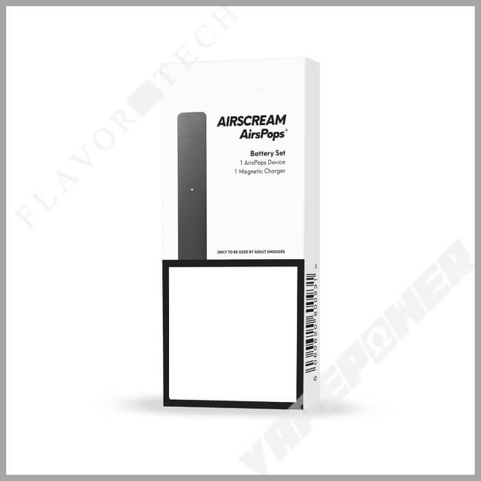 Airs Pops【AIRSCREAM】エアー ポップス バッテリー エアースクリーム