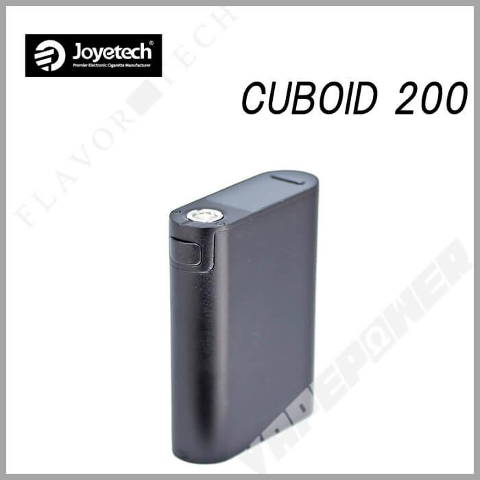 CUBOID 200 (ブラック) 【Joyetech】 キューボイド ジョイテック