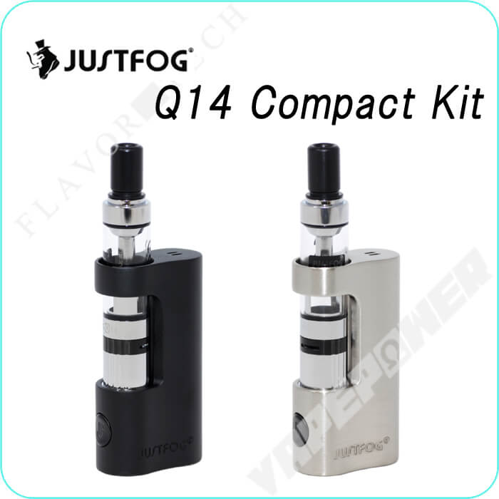 Q14 Compact Kit  [日本語説明書付き]【JUSTFOG】コンパクト キット ジャストフォグ