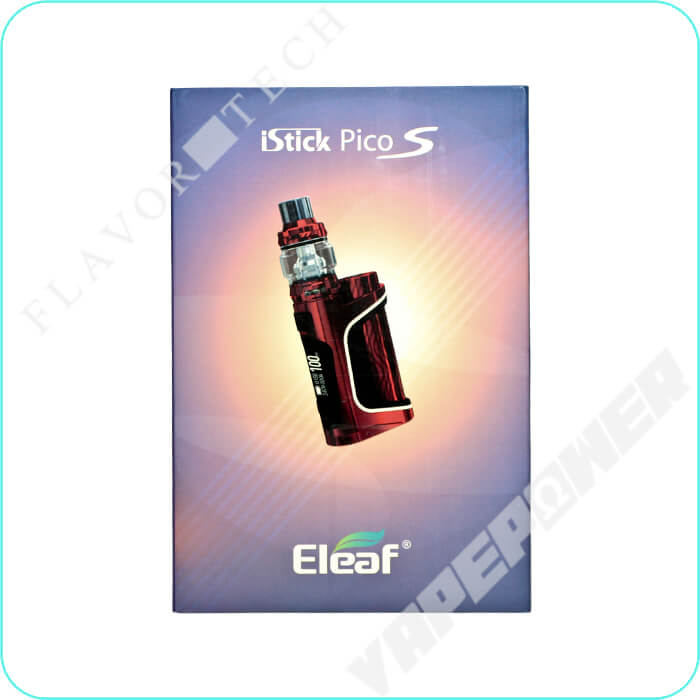 iStick Pico S [日本語説明書付き]【Eleaf】アイスティック ピコ エス イーリーフ