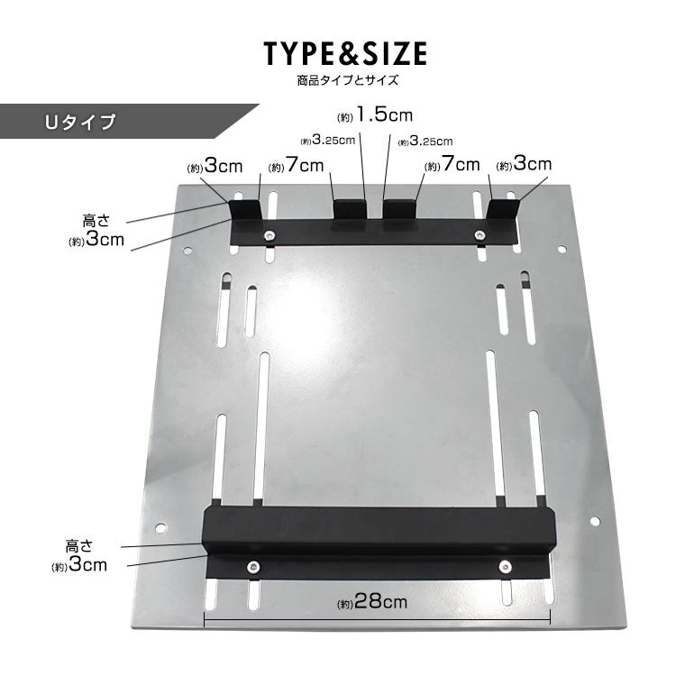 STRASSE アクセルストッパー 単品 フットペダル固定器具