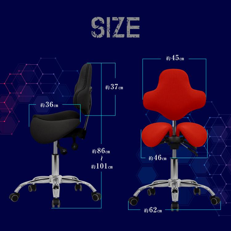 STRASSE GAMING LAB 腰痛予防チェア 椅子 ゲーミングチェア オフィスチェア パソコンチェア