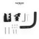 STRASSE RCZ01用 ドリンクホルダー台単品 クランプ式アイテムが使える!