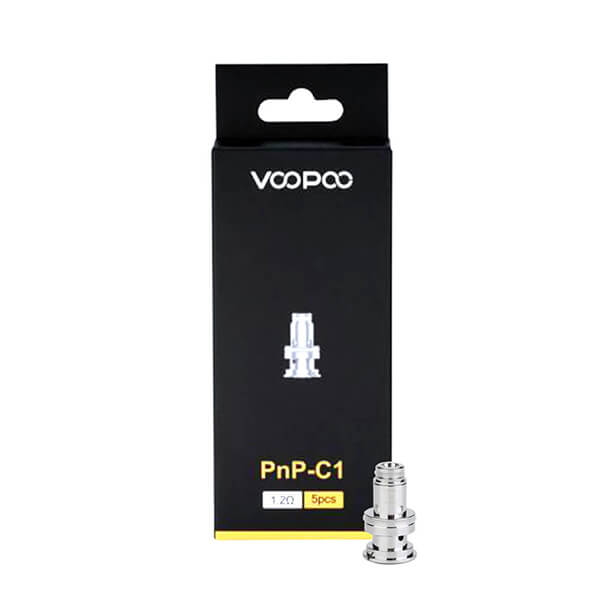 VOOPOO PnP-Coil シリーズ 交換Coil 5個入り