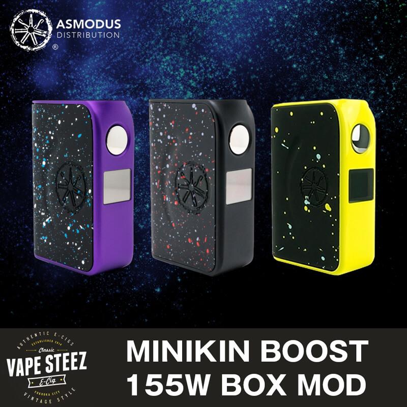 ASMODUS MINIKIN BOOST BOX MOD 155W