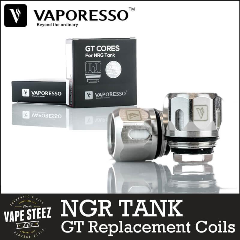 【電子タバコ 交換用コイル】Vaporesso GT COIL 3個入り NRG TANK アトマイザー サブオーム対応
