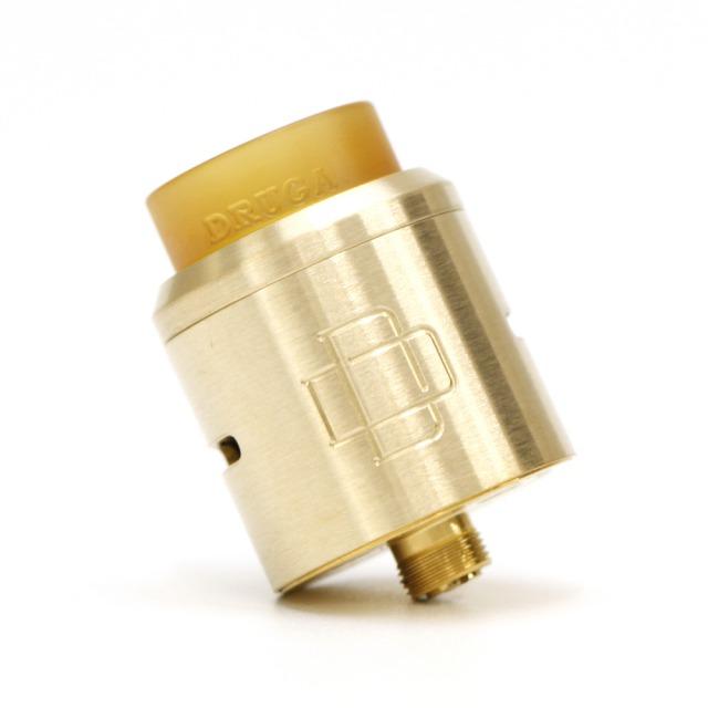 AUGVAPE DRUGA RDA 24mm ドリッパー アトマイザー