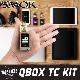 SMOK QBOX TC KIT 最大50W 内蔵リチウムバッテリー搭載1600mAh