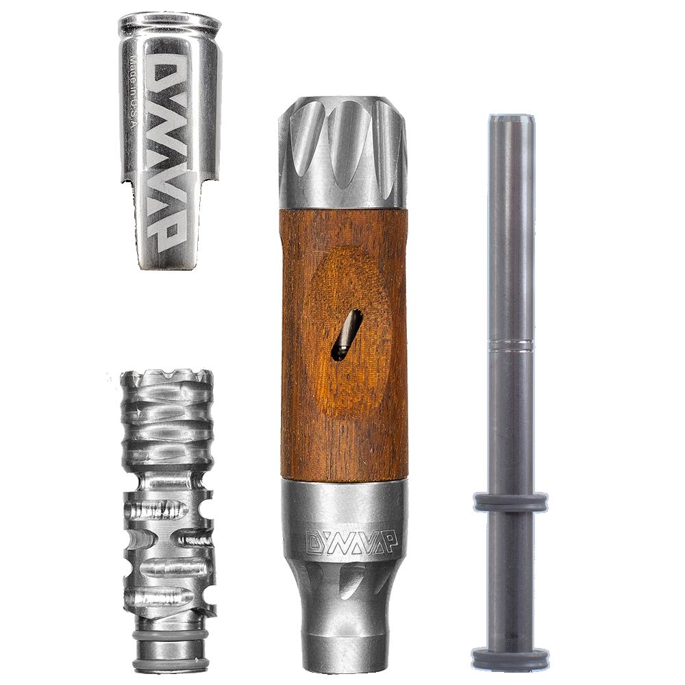 dynavap VongG (エアフロー調整可) ダイナバップ スターターパック/本体のみ 選択可 アナログ ヴェポライザー 直火 加熱式タバコ コンダクション