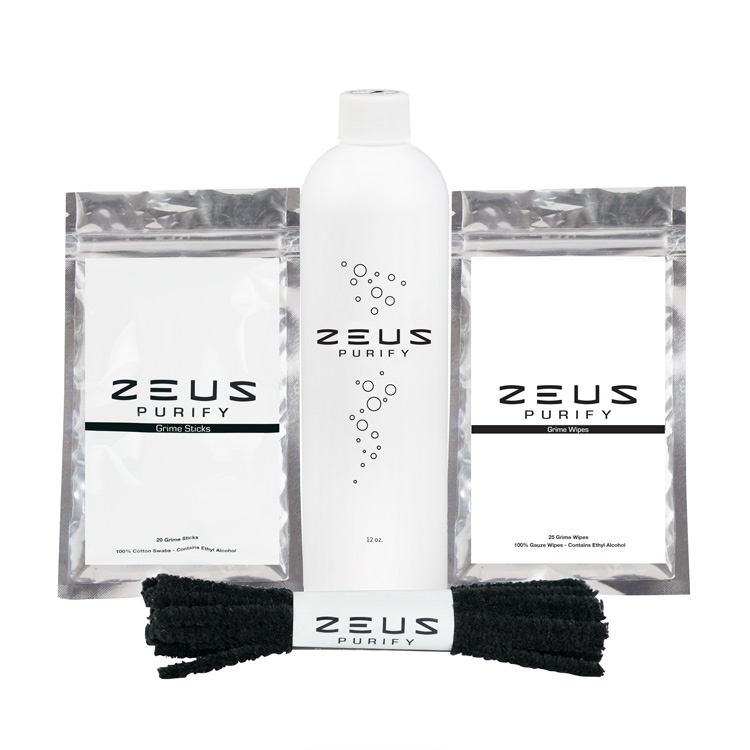 zeus 専用  purify cleaning kit   クリーニングキット