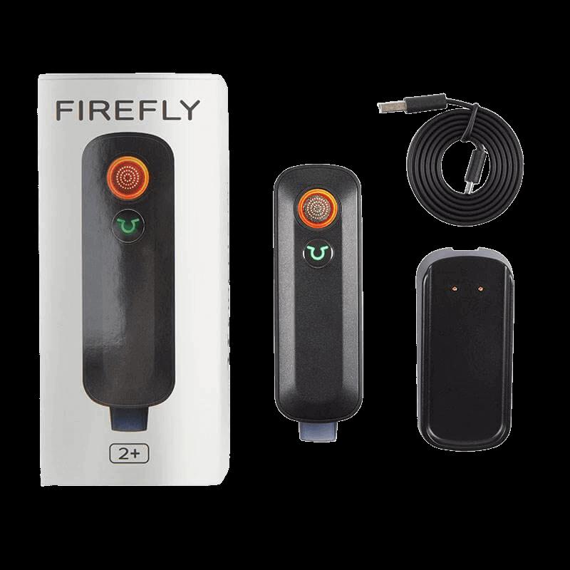 (2019最新型) Firefly Fire fly 2+(ファイヤフライツープラス) フルコンベクション ヴェポライザー USB3.0 急速充電対応 スターターキット