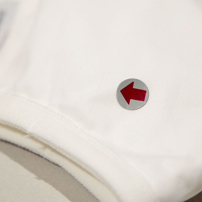 【OUTLET】Anti-VirusMask  White(通気口なし)