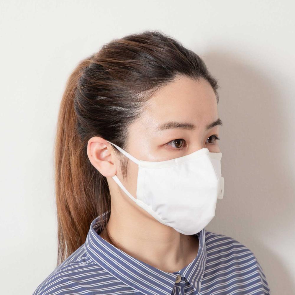 【OUTLET】Anti-VirusMask  White(通気口あり)