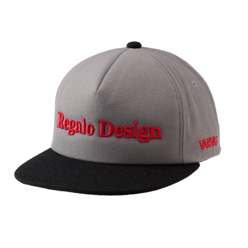 RegaloDesign ベースボールキャップ RD-H01