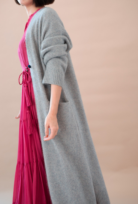 Knit Gown