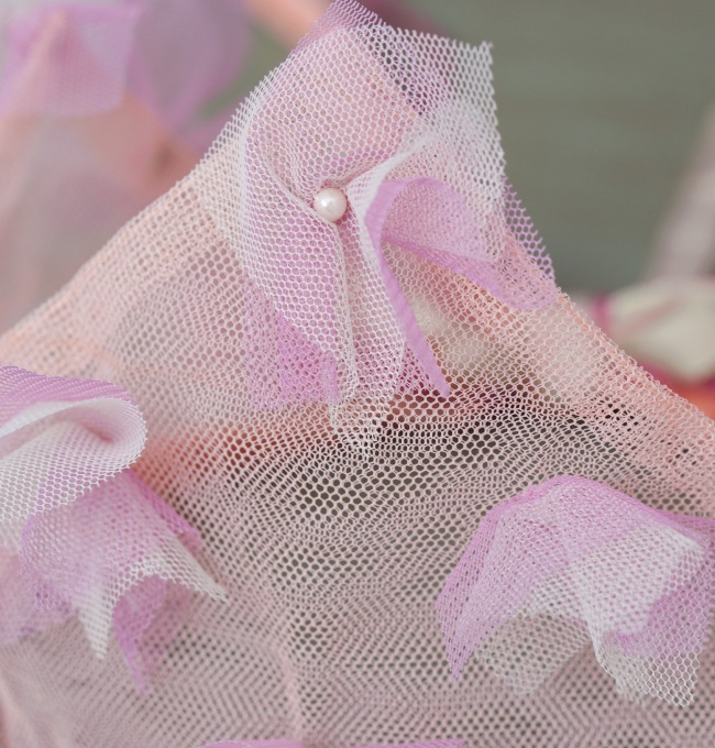 Tulle Crown