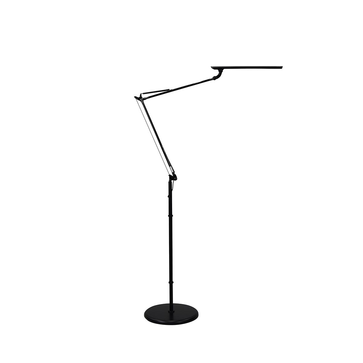 LEDアームライト&フロアベース