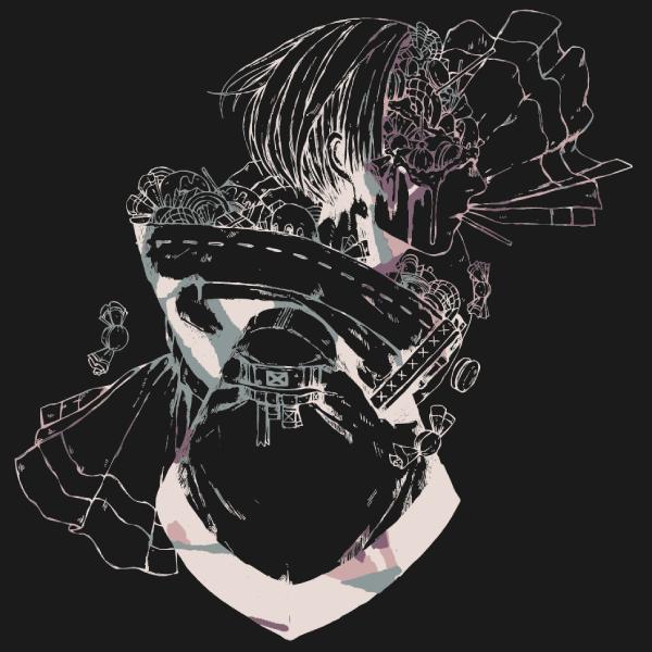 BlackTシャツ