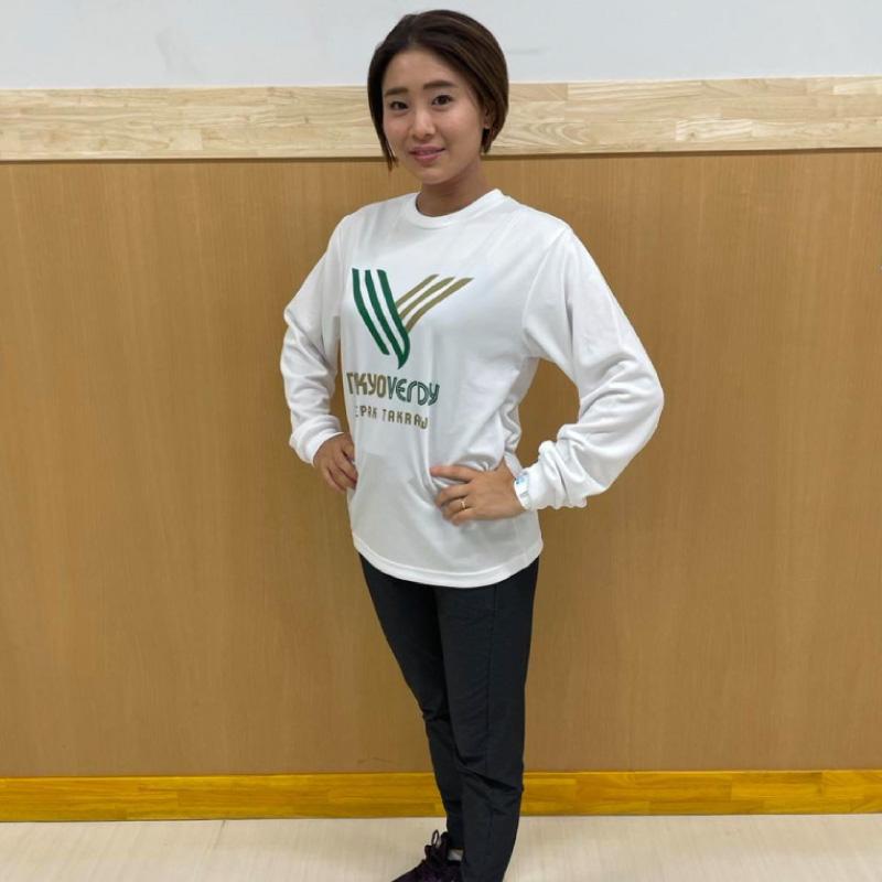 【セパタクロー】長袖Tシャツ/ホワイト(限定生産)