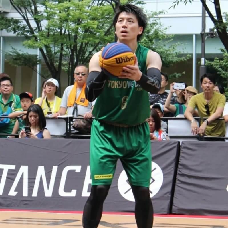 3x3バスケットボール 佐野隆司 応援グッズ