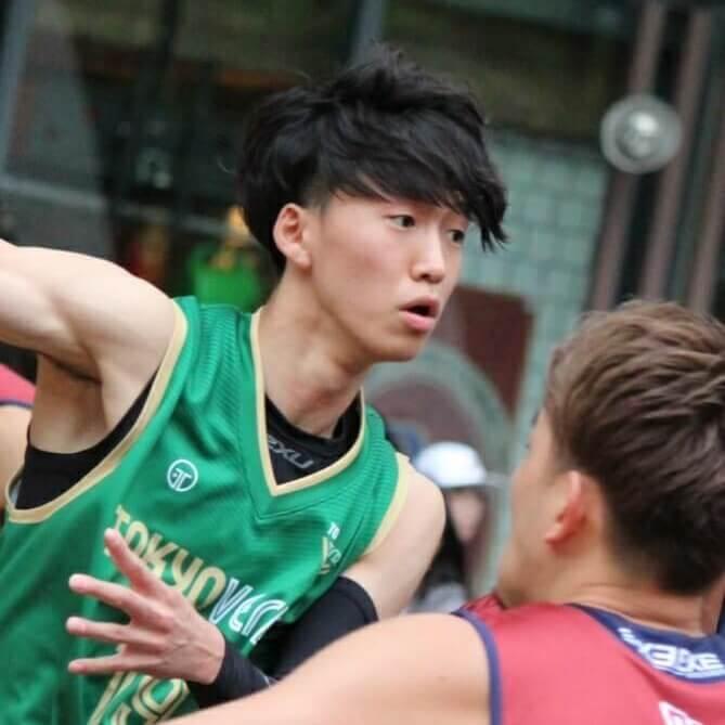 3x3バスケットボール 山本陸 応援グッズ
