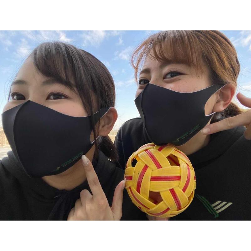 【セパタクロー】ウォッシャブルマスク1枚入り BLK(限定追加生産)