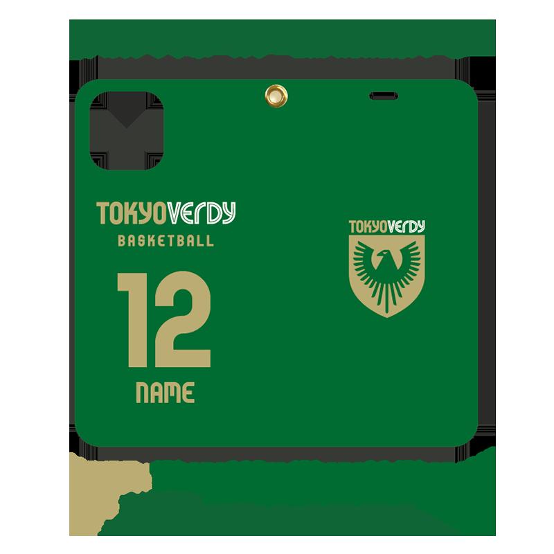 バスケ男子 応援プランD(iPhoneカバー)ネーム+番号