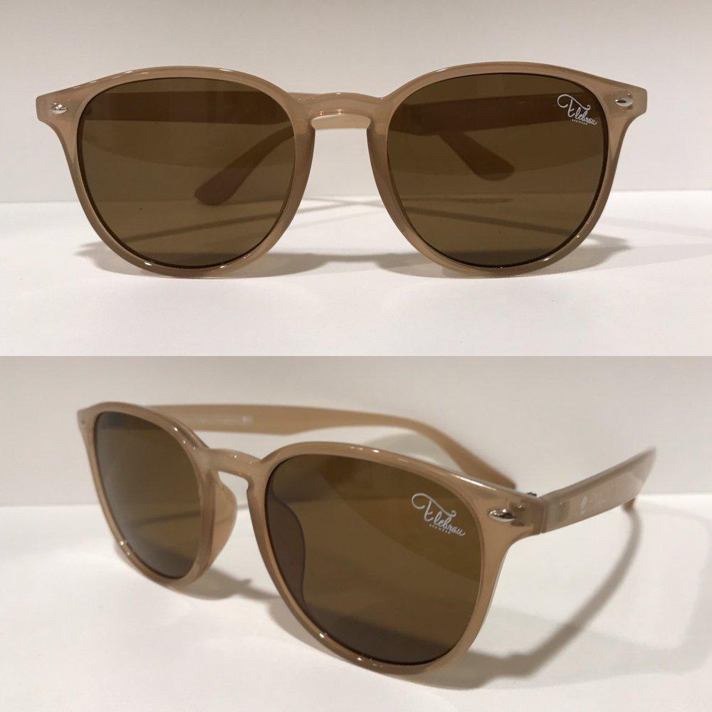 ELEBROU eyewear「【ケース付】No.341 NAPILI」 BEIGE