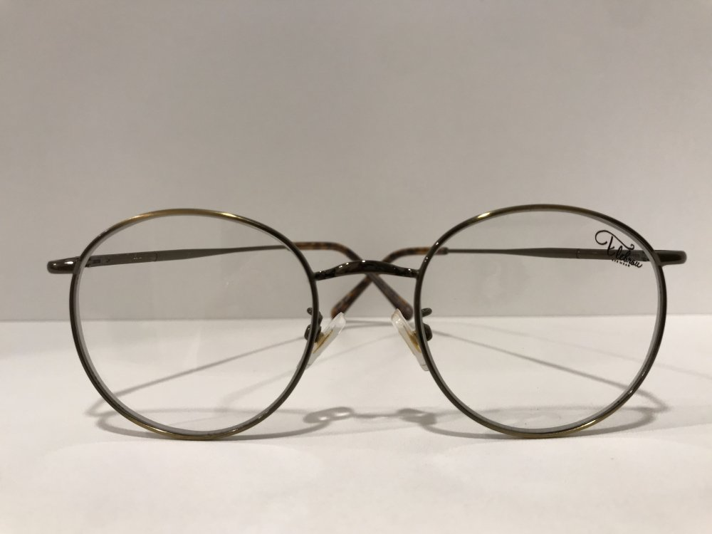 ELEBROU eyewear「【ケース付】No.370 Washington」 GOLD