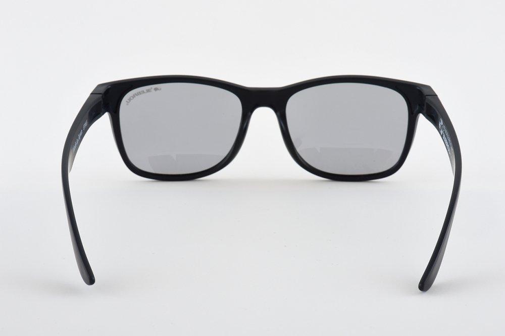 ELEBROU eyewear「【ケース付】No,EP365-1 EARTH SHINE POLARIZED(調光偏光レンズ特別仕様)」 BLACK