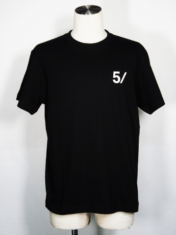 5351POUR LES HOMMES「5/Tシャツ&マスク スペシャルセット」ブラック
