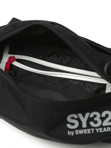 SY32 by SWEET YEARS「【MICHAEL LINNELL】×BODY BAG」BLACK