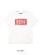 SY32 by SWEET YEARS「BOX LOGO TEE」WHITE×RED