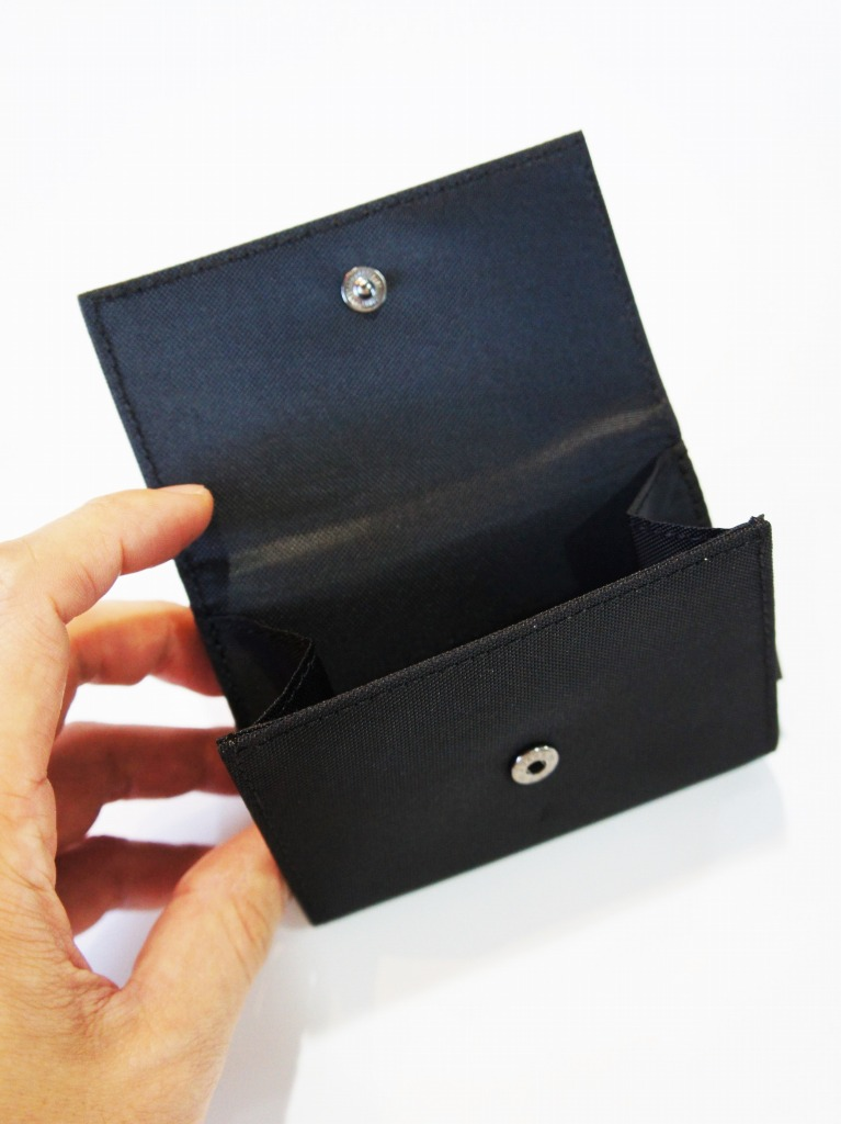 SY32 by SWEET YEARS「【MICHAEL LINNELL】× COMPACT WALLET」BLACK