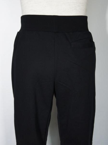 SY32 by SWEET YEARS「BIG LOGO LONG PANTS」BLACK×BLACK