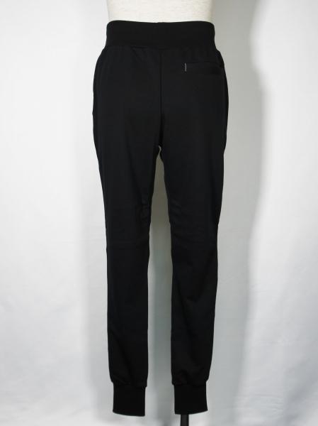 SY32 by SWEET YEARS「BIG LOGO LONG PANTS」BLACK×WHITE