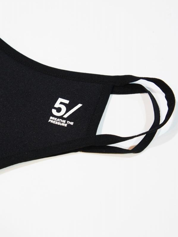 5351POUR LES HOMMES「5/オリジナルマスク Ver.2」ブラック_1