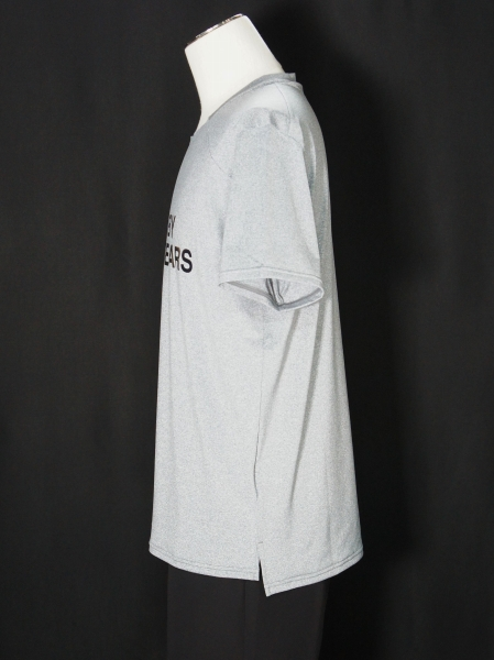 SY32 by SWEET YEARS「IRIDESCENT LOGO PRACTICE SHIRTS」GRAY
