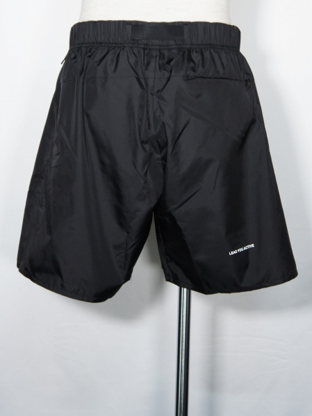 SY32 by SWEET YEARS「ATHLEISURE SHORT PANTS」BLACK