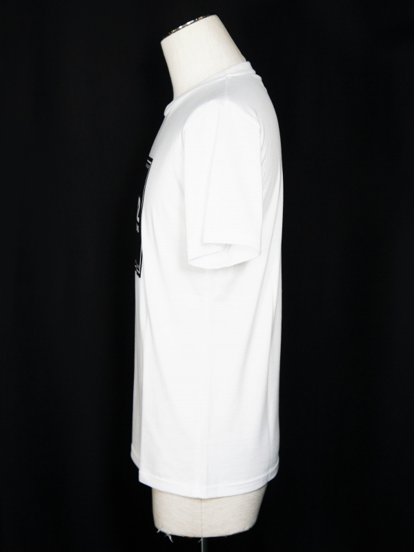 SY32 by SWEET YEARS「SQUARE LOGO TEE」WHITE
