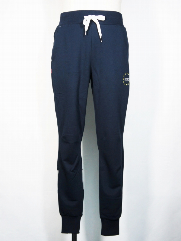 SY32 by SWEET YEARS「WORLD STAR SWEAT PANTS」NAVY