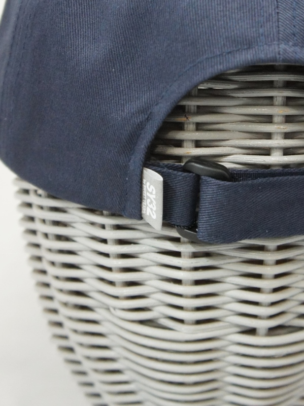 【10%OFF】SY32 by SWEET YEARS「TWILL CAP(LOGO)」NAVY