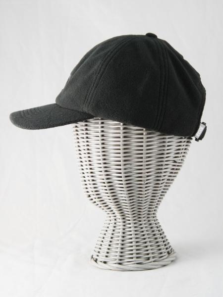SY32 by SWEET YEARS 「FLEECE BOX LOGO CAP」BLACK