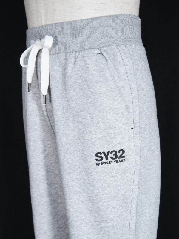SY32 by SWEET YEARS「BASIC SWEAT PANTS」GRAY