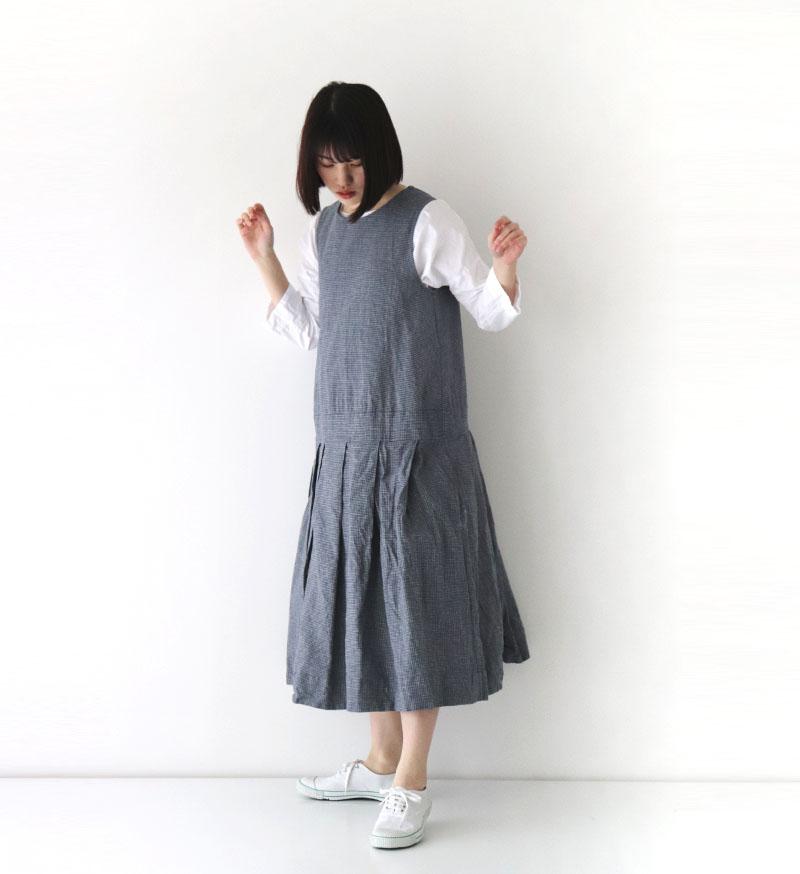 ※Veritecoeur online 限定※<br>NT-036 プリーツワンピース