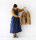 ※Véritécoeur online 限定※ <br>NT-033w Clothes Brush / Brown (ウール用)